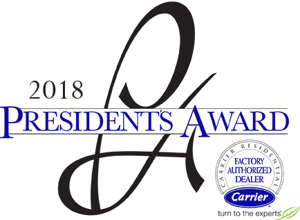 2018 Carrier Presidents Award