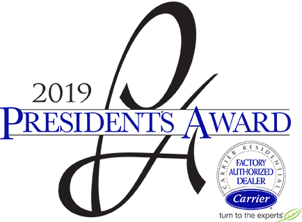 2019 Carrier Presidents Award